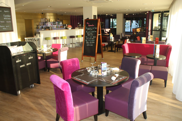 hotel-restaurant fit out