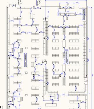 concevoir-plan-bureau d'étude-agencement-cvs-agencement
